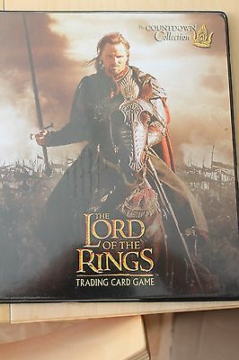 Lord or the Rings - The Countdown Collection