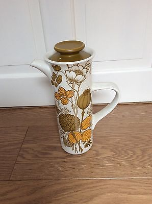 VINTAGE MIDWINTER COUNTRYSIDE 1970's COFFEE POT