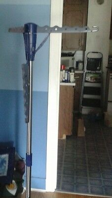 USED Vertical Clothes Dryer on a Tripod