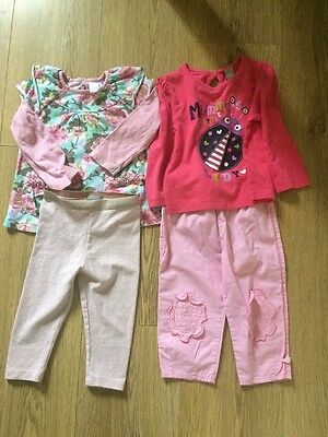Next,Tu,Cakewalk Baby Girls Summer Outfit Age 9-12 Months