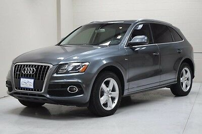 2012 Audi Other Premium Plus Sport Utility 4-Door 2012 AUDI Q5 S LINE AWD PANORAMIC ROOF NAVIGATION ACCIDENT FREE CARFAX