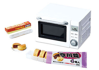 NEW Re-ment Today's Meal New In Box Miniature Dollhouse 1/6 Oven