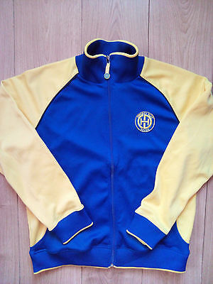 Davos Ice Hockey Club Swiss Mens Tracksuit Top Jacket Switzerland