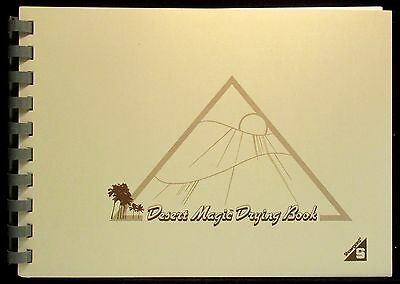 Desert Magic Drying Book With Free Shipping!!!