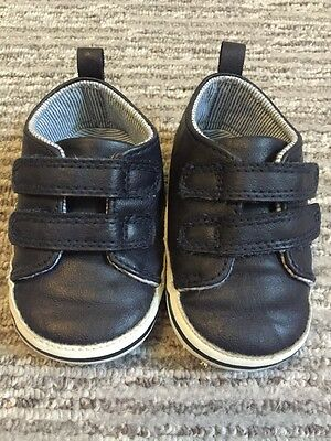 NEXT Baby Boy Velcro Shoes 6-12 Months