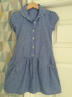 M&S School Summer Dress 4-5 Years