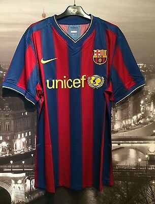 Barcelona 2009 player issue home shirt / jersey - New wit tags - large