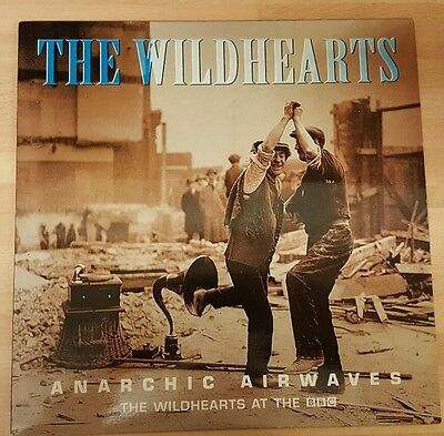 The Wildhearts 'anarchic Airwaves - At The Bbc' - Original Double Vinyl Lp