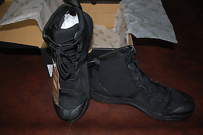 UA INFIL GTX BLACK UNDER ARMOUR BOOT Size 11.5 New in Box