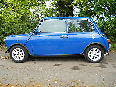 Rover Mini Italian Job Limited Edition One Previous Owner