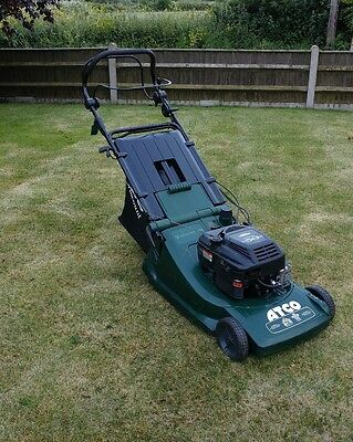 Atco Viscount 19 Se - Self Propelled  ***electric Start & Pull Start.***