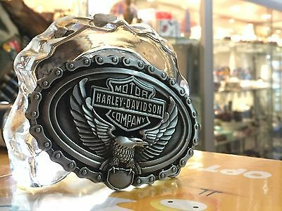 Belt Buckle Harley - Davidson - Motor Cycles Company Eagle / Aussie Stock !