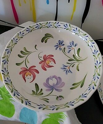 Beautiful Royal Doulton Everyday Ambleside - Large Salad Serving Bowl Excellent