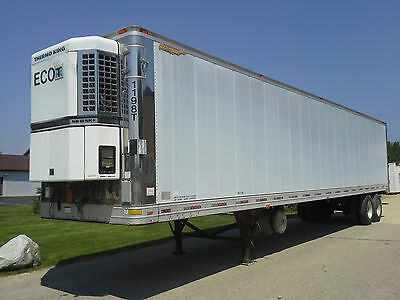1998 Great Dane Thermoking 48' Refrigerated Trailer - Nice!