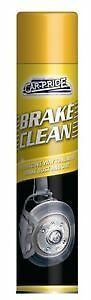 Car And Motorcycle Brake Cleaner 250ml Good For Cleaning Calipers