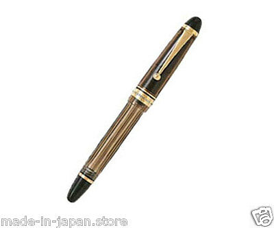 Pilot Namiki Custom 823 Demonstrator Fountain Pen Amber