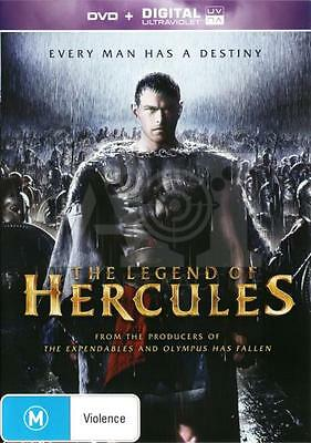 Ultraviolet code ONLY- SD- The Legend Of Hercules
