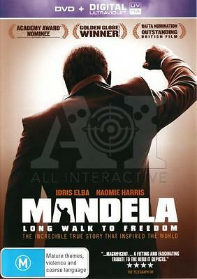 Ultraviolet code ONLY- SD- Mandela A Long Walk To Freedom