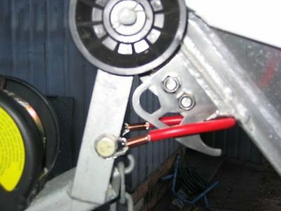 Boat Launch & Retrieve Latch for Drive on trailer boats up to 6m