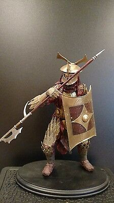 Lord of the Rings Easterling Soldier Sideshow Weta Statue