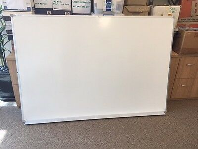 1200 x 1800 Large Whiteboard Penrite by Quartet Magnetic