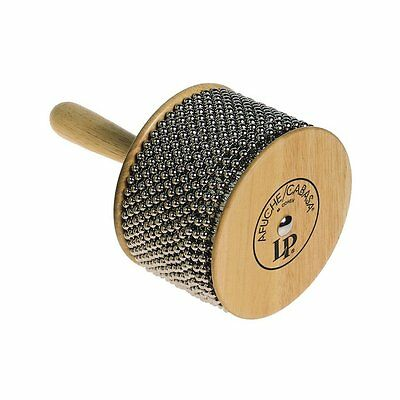 Latin Percussion LP861764 Deluxe Afuche/Cabasa - Wood