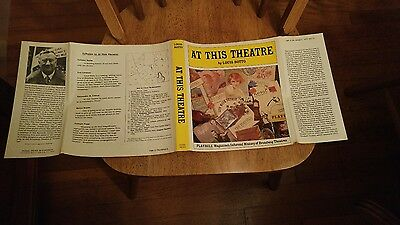 At This Theatre Playbill Magazine's History Of Broadway Theatre Louis Botto