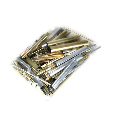 Brass, Copper And Aluminium Tubing And Sheet Assorted Shapes K&s 707 Contents Of