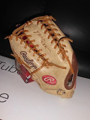 Rawlings Pro Preferred PROS27TF 12.75 LHT Leather Glove Baseball Softball Left