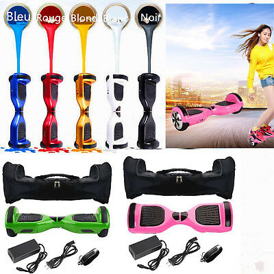 Electrique Skateboard Smart overboard Self Balancing Scooter sac 2 roues RC