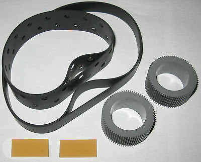 New Transfer Belts, Feed Tires & Stripper pads Fits Riso RP3700 & RP Series