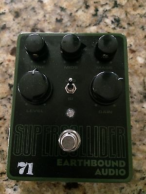 Earthbound Audio Supercollider '71 Fuzz Pedal
