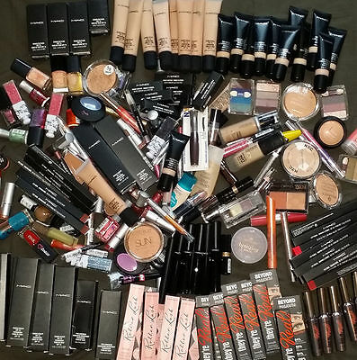 100 x Joblot Wholesale Bankrupt stock BIG Branded Make Up From the picture