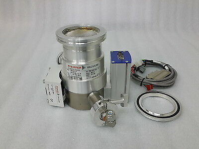 Pfeiffer Turbo pump TMH 071P  and Controller TC 100 & Cables