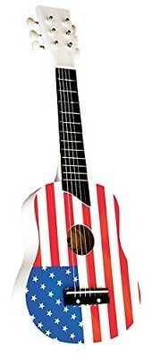 Luxury children's guitar for usa flag. Shipping is Free