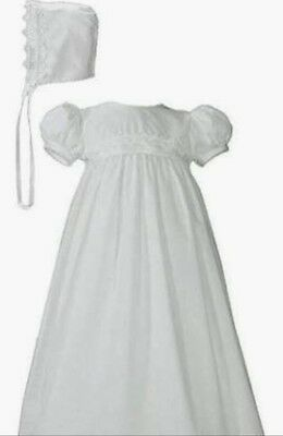 Baby Christening Gown Size 6 Months for Sale