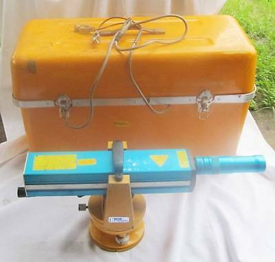 """Australian Made Gas Laser """" Laser Electronics """" Model Sl-B With Carry Case."""