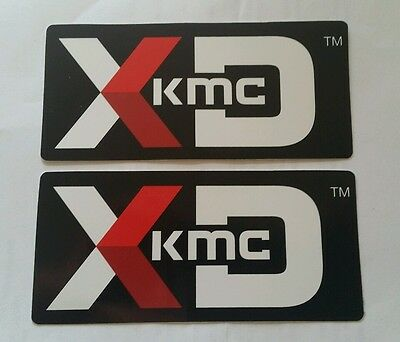 XD KMC racing decals stickers offroad atv drags dirt mint400 diesel crawl nhrda