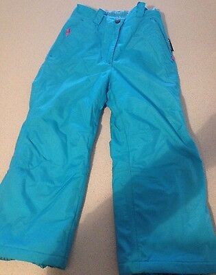 ski pants children's size 6