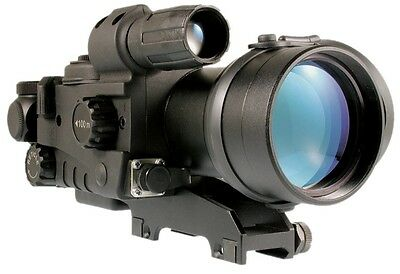 Yukon Night Vision Riflescope/sight Sentinel 3x60 with weaver mount Brand New