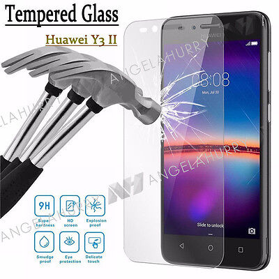 Tempered Glass Screen Protector For HUAWEI Y311 / P9 / P10 / Mate 9 / GR5 / GR3