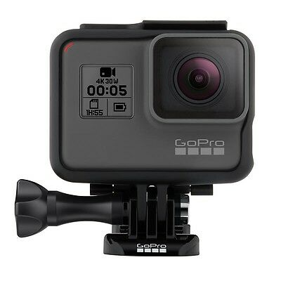 GoPro Hero5 Black 4K Action Video Camera with 32GB SD Card