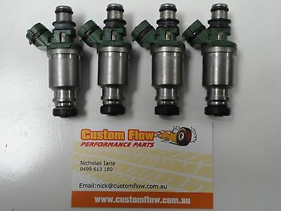 Toyota Camry 2.2L 4Cyl Denso 23250-74100 Remanufactured Fuel Injectors