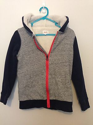 Kids SEED Heritage Lined Jumper Size 6-7