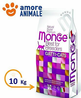 Monge Gatto Natural Superpremium Sterilised 10 Kg