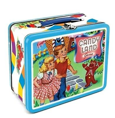 Candy Land lunch box tin