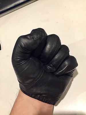Tough Gloves Men's Ultra Thin Patrol-X Cabretta Leather Unlined Gloves