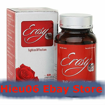 EROSY help increase drainage reduce vaginal dry enhance female physiology herbal