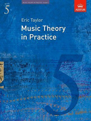 Music Theory in Practice, Grade 5 by Eric Taylor - Music Theory Book