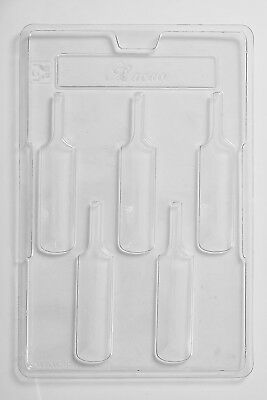 Cricket Bat Chocolate Mould 5 Cavity x 5. Cacao. Delivery is Free